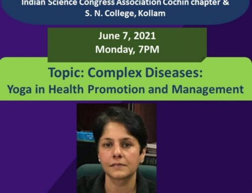 Complex Diseases: Yoga in Health Promotion and Management