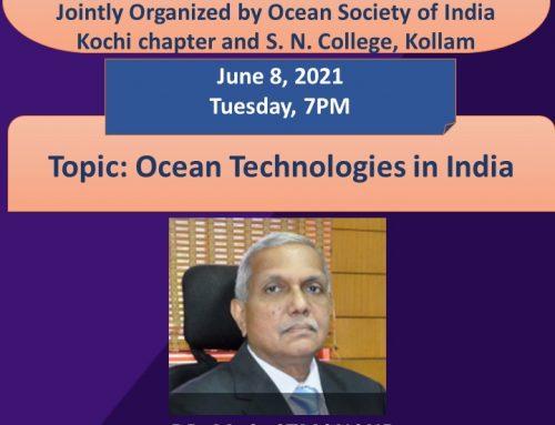 Ocean Technologies in India