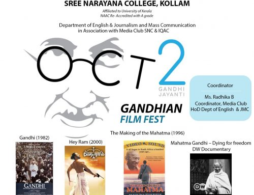 Gandhian Film Fest