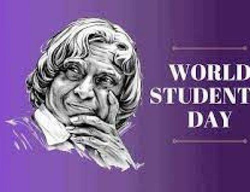 World Students' Day Celebration by NSS