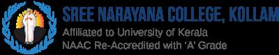 Sree Narayana College Logo