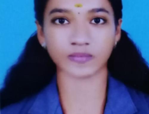 2 nd Prize winner in Kerala University Art Festival 2019-2020